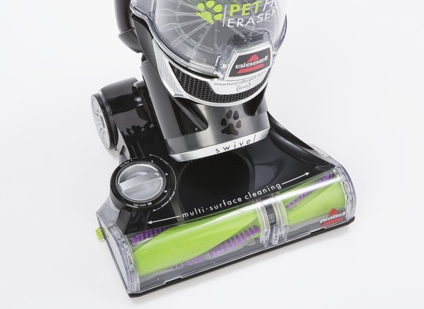 Bissell Pet Hair Eraser 1650 Vacuum Cleaner Consumer Reports