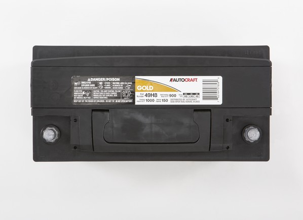 Car Battery Price: Autocraft Gold 49H8 Car Battery Prices