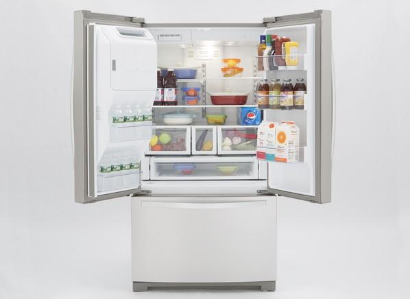 Whirlpool Wrf736sdam Refrigerator Prices Consumer Reports