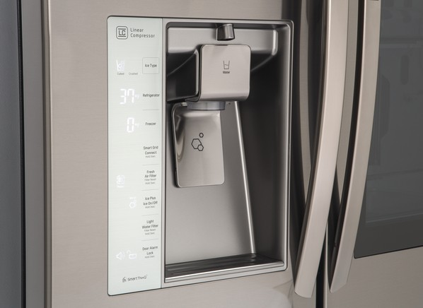 Lg Lfxc24796d Refrigerator Consumer Reports