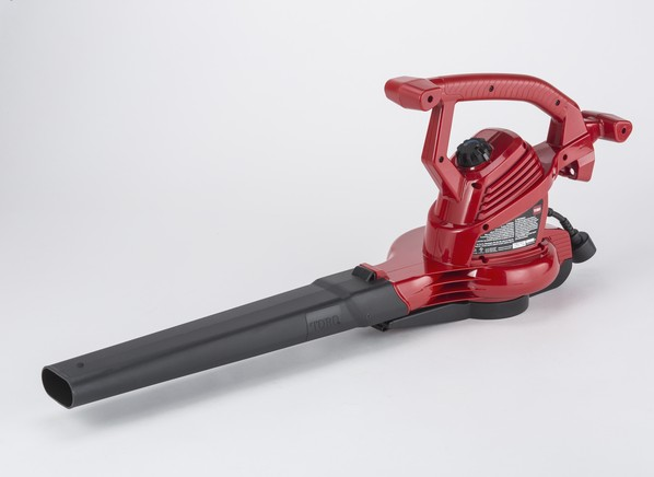 Toro Electric Leaf Blower : Toro leaf blower consumer reports