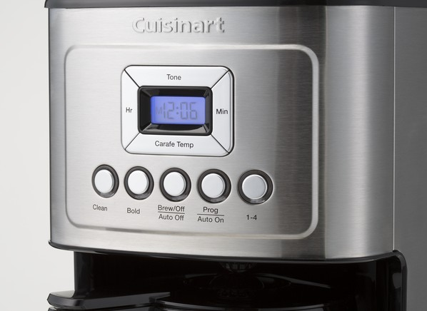 Cuisinart Coffee Maker Dripping : Consumer Reports - Cuisinart PerfecTemp 14 Cup Programmable DCC-3200