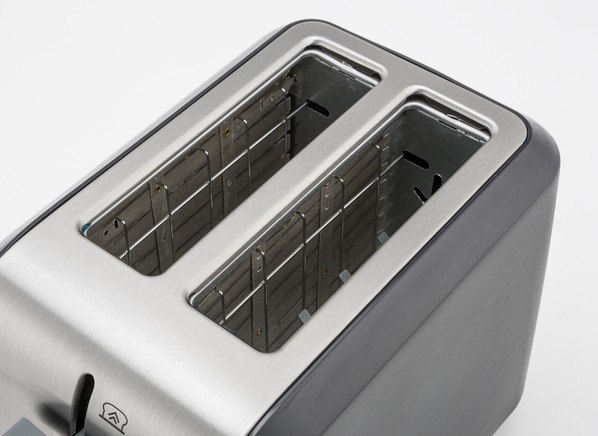 West Bend 2-Slice In Black & Silver 78823 Toaster