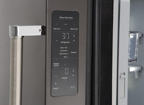 Kitchenaid Krfc704fbs Refrigerator Consumer Reports