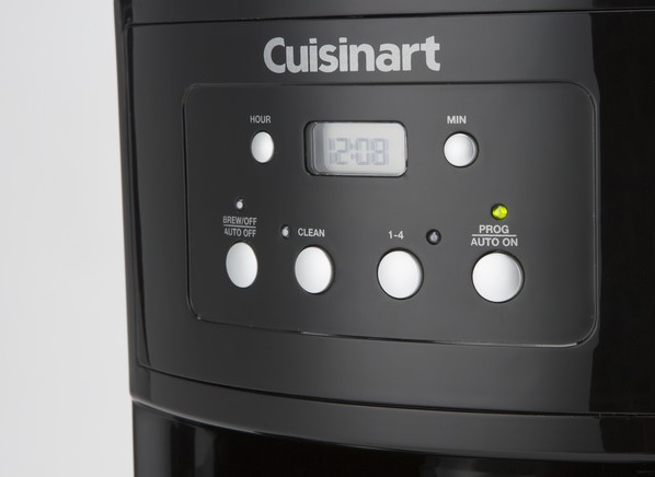 Consumer Reports - Cuisinart 12-Cup Programmable DCC-500