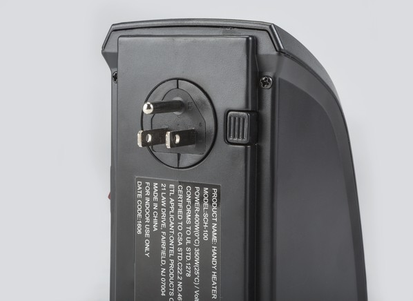 Mini Portable Electric Handy Plug In Heater Hand Warmer