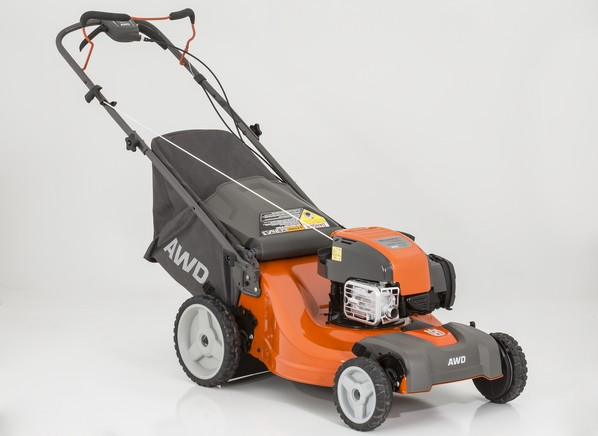 husqvarna lc 221ah item 806391 lowe 39 s lawn mower tractor consumer reports. Black Bedroom Furniture Sets. Home Design Ideas