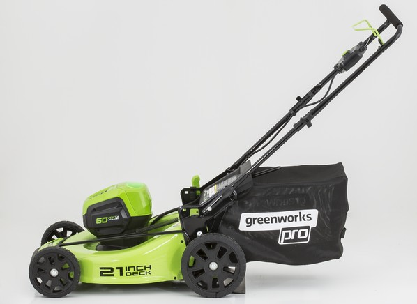 Greenworks Mo60l410 Item 725987 Lowe S Lawn Mower
