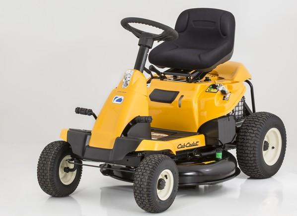 Cub Cadet Tractor Values : Cub cadet cc h lawn mower tractor consumer reports