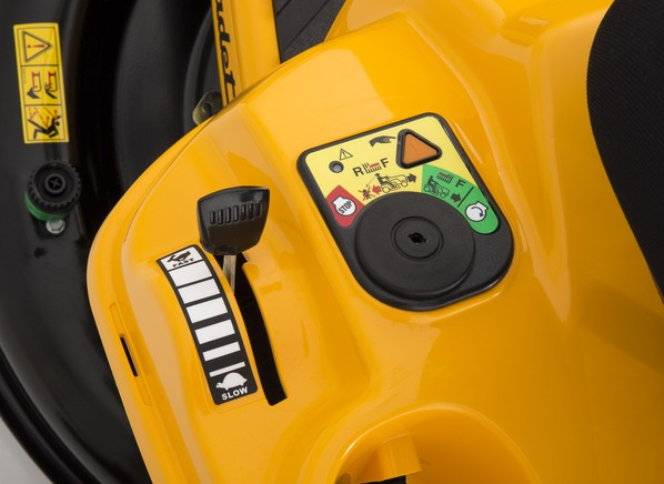 Cub Cadet Cc30 H Lawn Mower Amp Tractor Consumer Reports