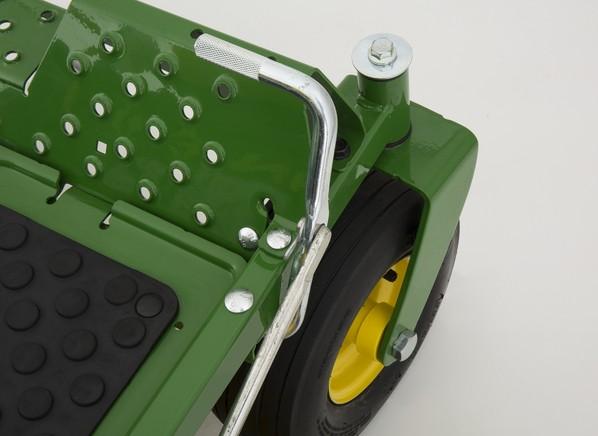 John Deere Z345r 42 Lawn Mower Amp Tractor Consumer Reports