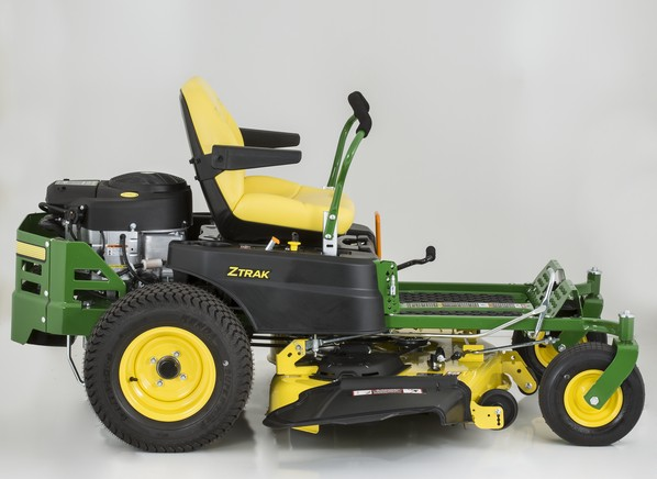 John Deere Z375r 54 Lawn Mower Amp Tractor Consumer Reports