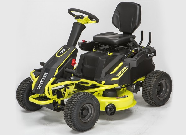 Ryobi R48110 Electric Lawn Mower Amp Tractor Consumer