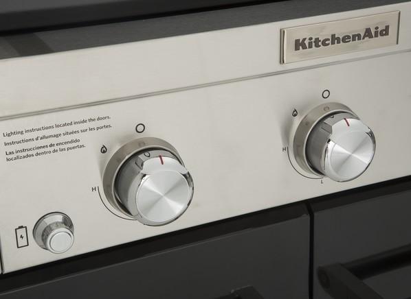 Kitchen Aid Dual Fuel Kdrsvss