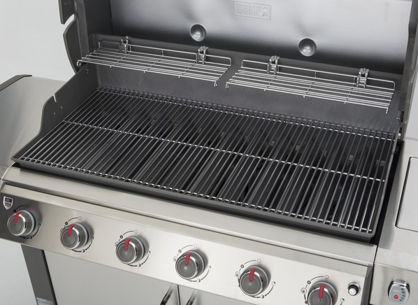 Weber Genesis Ii Lx S 640 Gas Grill Consumer Reports