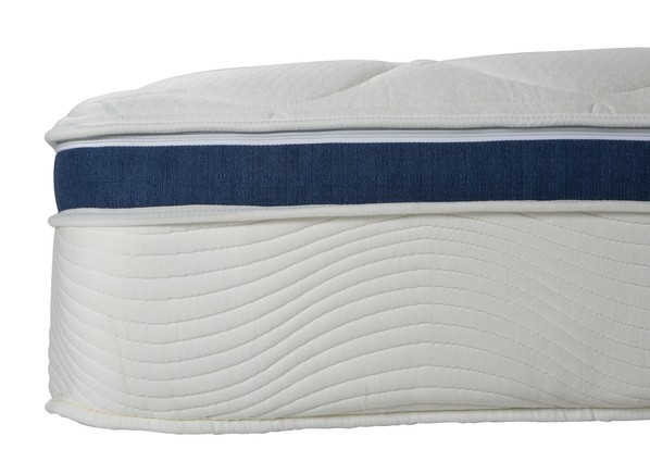 Top Rated Adjustable Air Beds : Comfortaire g inch faux euro zip top mattress