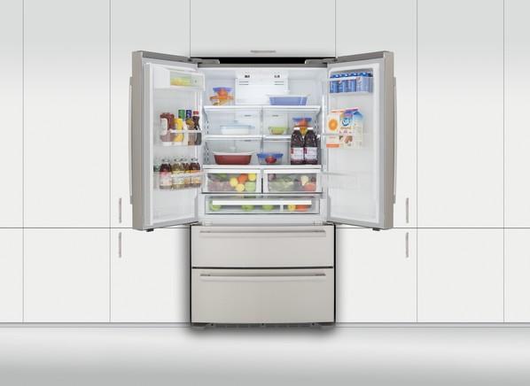 bosch 800 series b21cl81sns refrigerator consumer reports. Black Bedroom Furniture Sets. Home Design Ideas