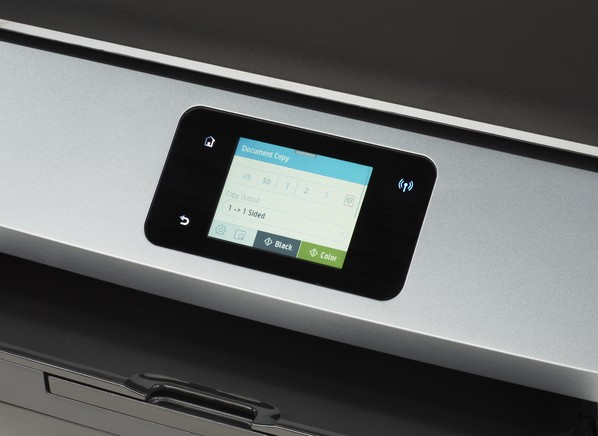 how to change wifi password on hp envy printer