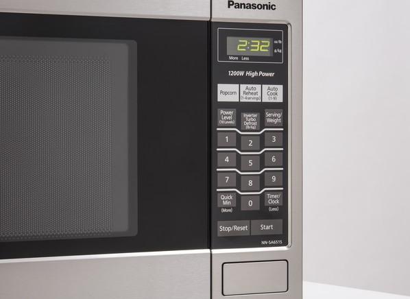 Panasonic Nn Sa651s Microwave Oven Prices Consumer Reports
