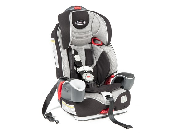 Graco Nautilus  In  Car Seat Pink