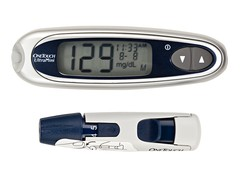 one touch diabetic machine