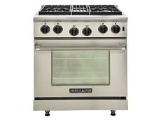 thor kitchen professional hrg3026u range - consumer reports