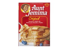 Aunt Jemima Pancake Mix With Hot Dogs