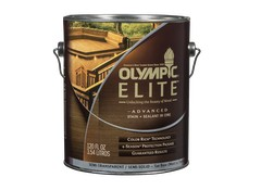 olympic elite advanced stain sealant in one semi