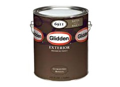 Choose the right exterior paint colors consumer reports - Glidden premium exterior paint review ...