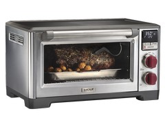 Best Toaster Oven Consumer Reports >> Wolf Gourmet Countertop WGCO100S Oven Toaster User Reviews