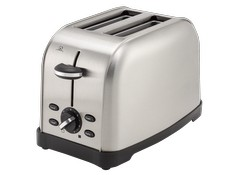 Oster 2-Slice Stainless Steel TSSTTRWF2S-001 Toaster | {Toaster 27}