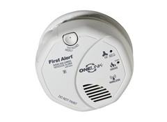 carbon monoxide detector first alert