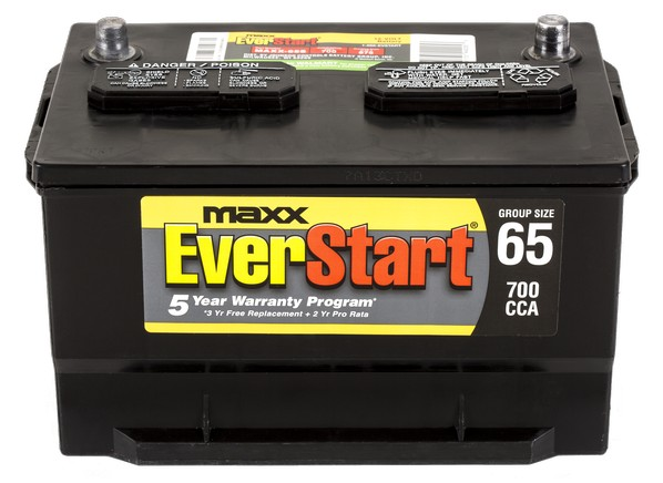 Everstart Battery Warranty >> EverStart Maxx-65S (South) Car Battery - Consumer Reports