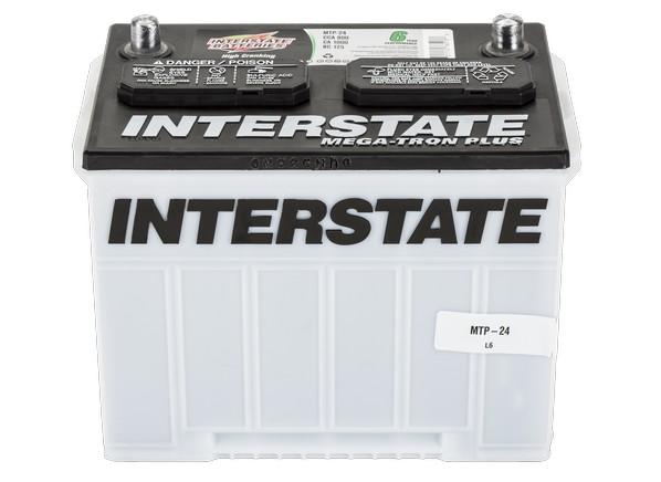 Interstate Mega Tron Plus Mtp 24 Car Battery Consumer