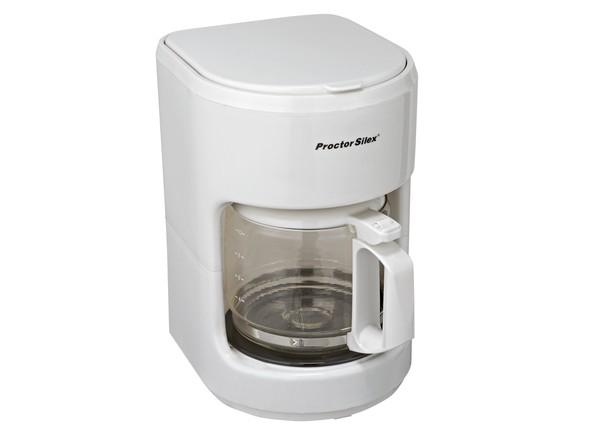 proctor silex single serve coffee maker manual