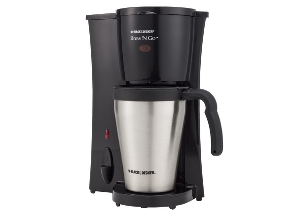 Black And Decker Brew N Go Coffee Maker Reviews