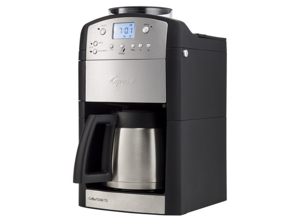 Single Cup Coffee Maker Reviews Consumer Reports : Consumer Reports - Capresso CoffeeTEAM TS465