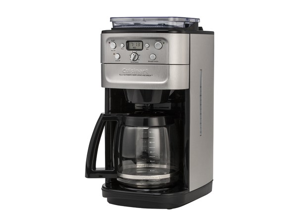 Cuisinart Grind And Brew Coffee Maker Dgb 700bc : Consumer Reports - Cuisinart Burr Grind & Brew DGB-700BC Shopping