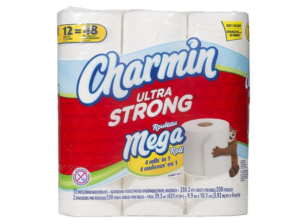 Charmin Ultra Strong Toilet Paper - Consumer Reports