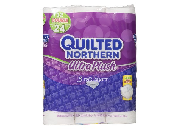 Quilted Northern Ultra Plush Toilet Paper - Consumer Reports : quilted toilet paper - Adamdwight.com