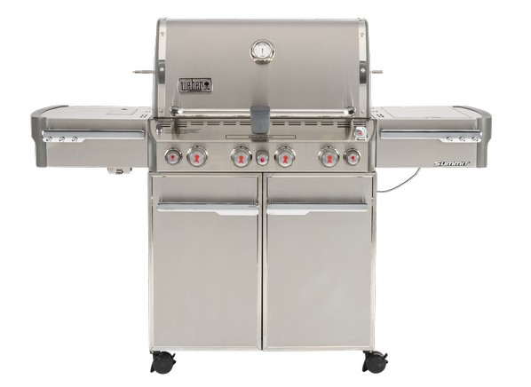 Weber Summit S  Natural Gas