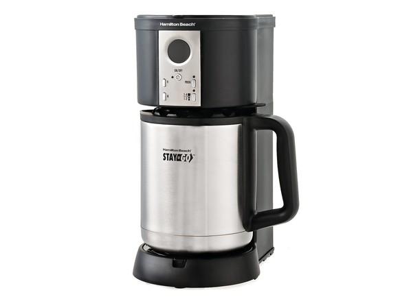 Coffee Maker Reviews Consumer Reports : Consumer Reports - Hamilton Beach Stay or Go 45237R