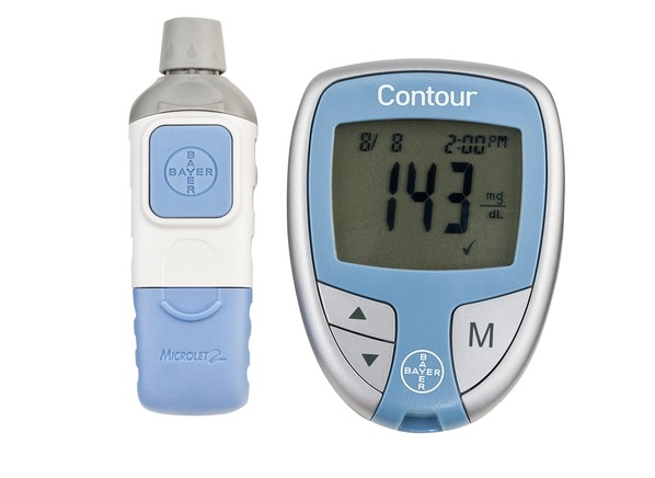 Bayer Contour Blood Glucose Meter Consumer Reports