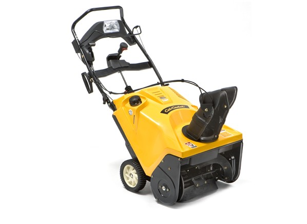 Have A Cub Cadet 524 Snowblower I Had It Service Last Year