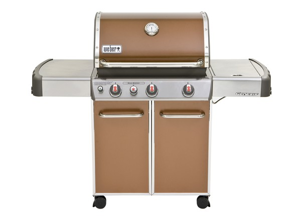 Weber Genesis E  Natural Gas Reviews