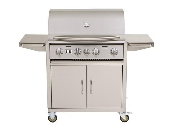 Kitchenaid Gas Grill Costco urban islands 4-burnerbull (costco) gas grill - consumer reports