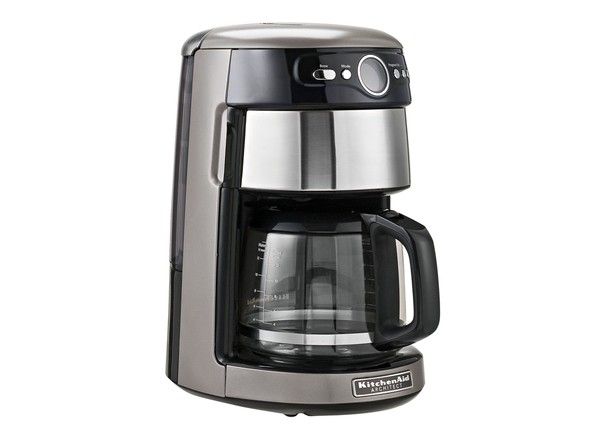 kitchenaid kcm222cs coffee maker