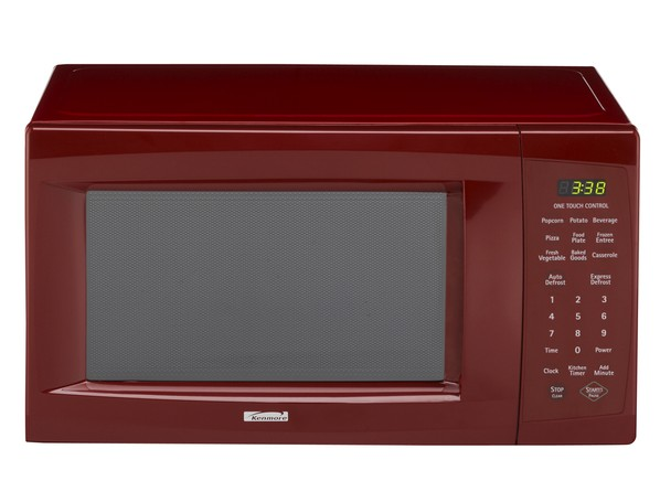 Kenmore 66227 Item 1345111 Kmart Microwave Oven