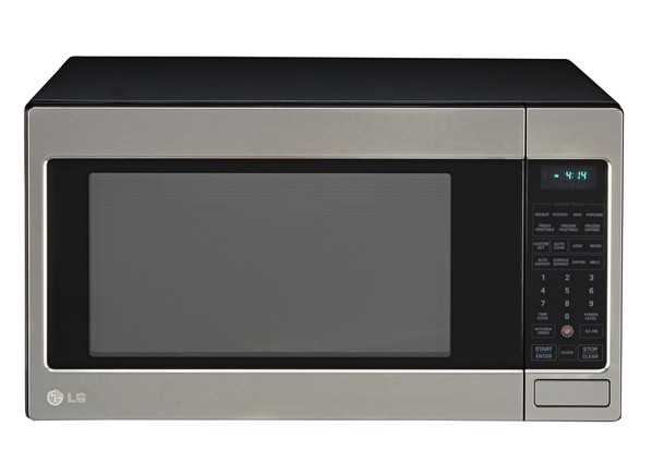 lg lcrt2010st microwave oven - Countertop Microwave
