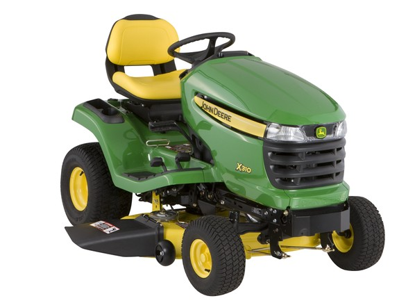 John Deere X310 Lawn Mower Amp Tractor Consumer Reports